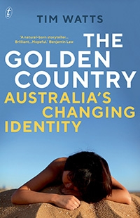 Golden Country book