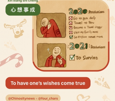 The 12 Days of Chengyu