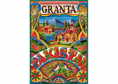 Granta's Autumn 2010 cover features specially commissioned artwork by the Karachi-based truck artist Islam Gull.