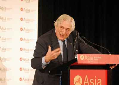 Highlights from Sir James Wolfensohn's talk at the 2012 Asia Society Australia Centre Annual Dinner. (14 min., 3 sec.)