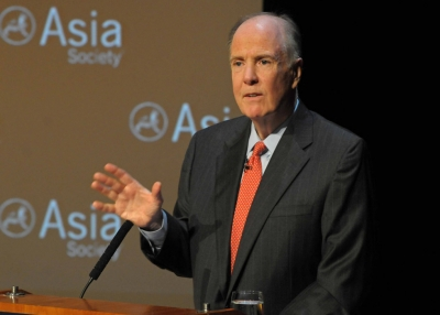 Thomas Donilon, National Security Advisor to President Obama, speaks at Asia Society in New York on March 11, 2013. (Elsa Ruiz/Asia Society)