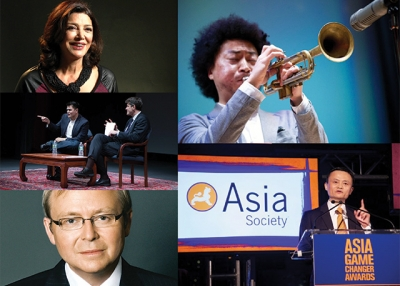 A look back at Asia Society's most popular videos in 2014 shows viewers' tastes running the gamut from music to politics to film.