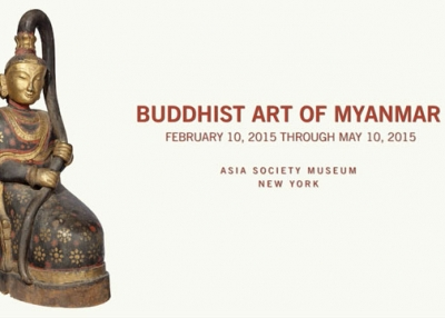 "A new video gives insights into the Earth Goddess (Vasudhara) featured in Asia Sociey Museum's exhibition ""Buddhist Art of Myanmar."""