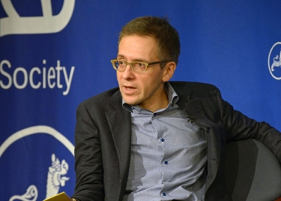In this video from 2014, Eurasia Group CEO Ian Bremmer scolds the United States for its hesitancy in accepting Syrian refugees.