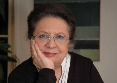 "Goli Taraghi, author of ""The Pomegranate Lady and Her Sons."" (Farhad Daryoush)"