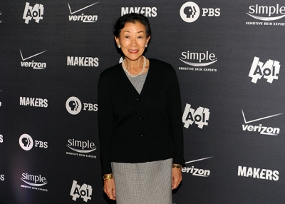 CEO of Tupelo Capital Management LLC Lulu Chow Wang attends the 'AOL: Women In Business' New York screening at New York Stock Exchange on October 23, 2014 in New York City. (Andrew Toth/Getty Images)