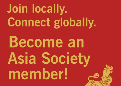 Join locally. Connect globally. Become an Asia Society member!
