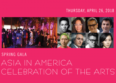 Asia in America: Celebration of the Arts