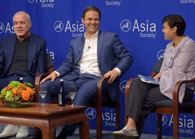 Buddhism in Business panel at Asia Society New York