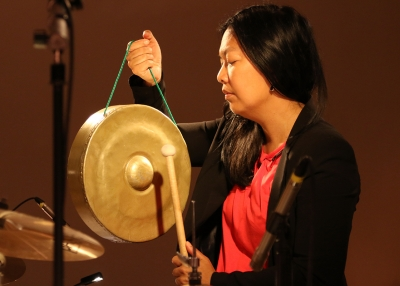 Susie Ibarra Performing Fragility at Asia Society
