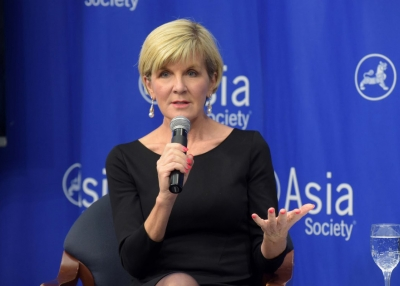 Asia Briefing 4 Julie Bishop