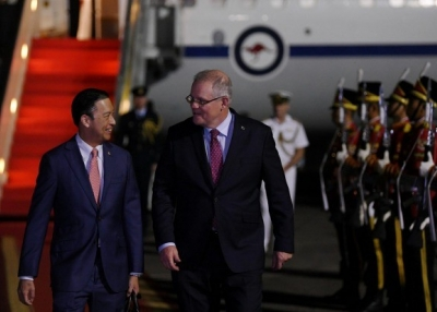 Lembong and PM Morrison