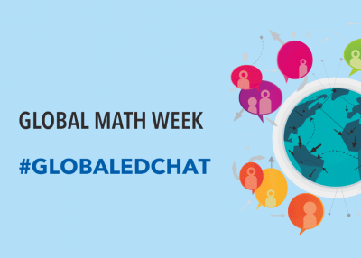 Global Math Week - GlobalEdChat