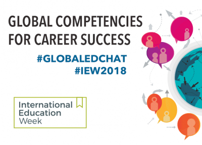 Global Competencies for Career Success - #GlobalEdChat