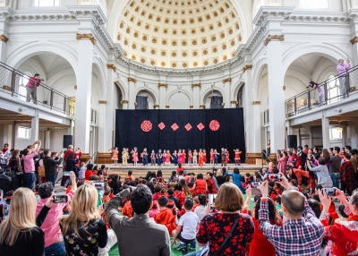 Presidio Knolls School Community Lunar New Year Celebration