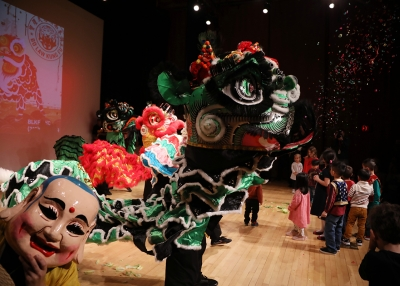 Lunar New Year 2019 at Asia Society New York