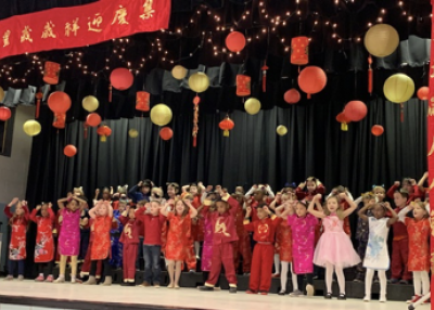 GLOBE Chinese New Year Celebration (Globe Academy)