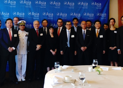 Asia Society Korea 2019 May Breakfast Lecture
