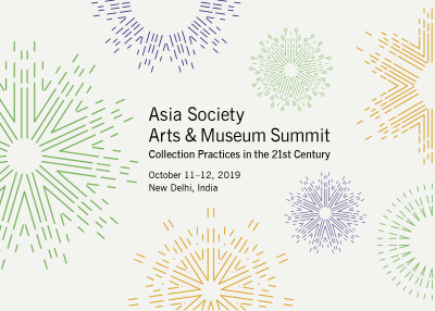 Registration open soon — Asia Society's Arts & Museum Summit 2019