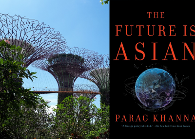 Parag Khanna - The Future is Asian