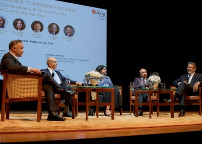 Avicenna to Modern Medicine: Muslim Doctors and Community Builders
