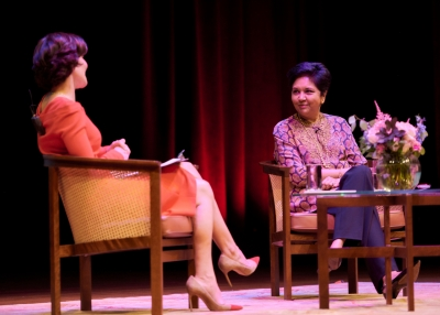 Women's Leadership Series: Indra Nooyi
