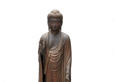 Amida Nyorai. Japan. Kamakura period, mid-to late 13th century.