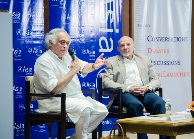 A Chequered Brilliance with Jairam Ramesh and Rajendra Abhyankar