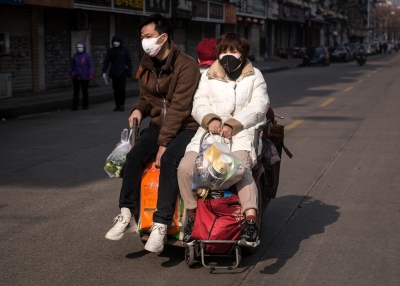 Daily Life in Wuhan, China, during the coronavirus crisis.