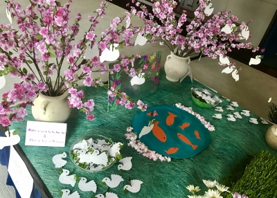 Nowruz: Haftseen arts and crafts