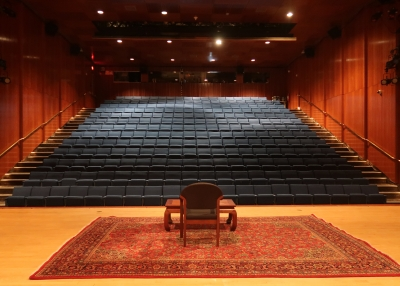 Auditorium Stage View
