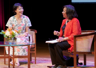 Bank of America Women's Leadership Series with Ann Curry