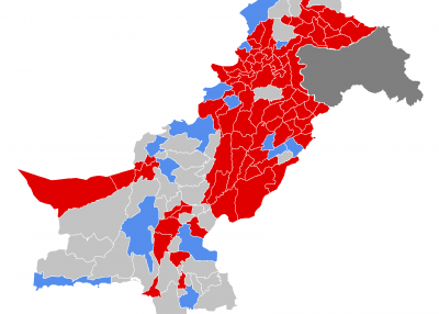 COVID-19 outbreak in Pakistan as of 2 April 2020