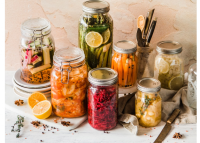 pickling and fermentation