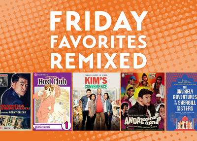 Friday Favorites Remixed: Fun and Funny Stories