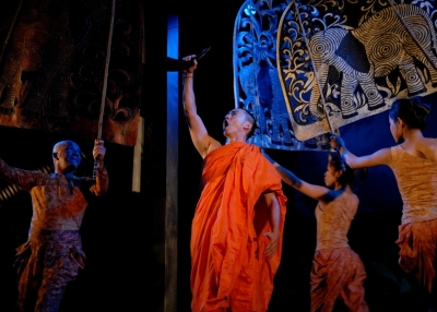 When Elephants Weep-Contemporary Cambodian theater