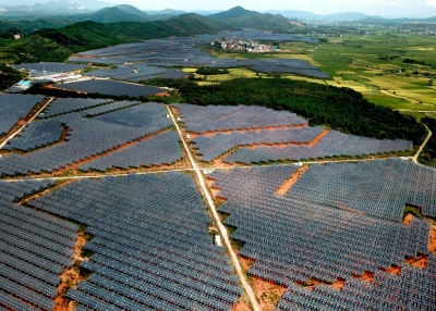 Solar powers in China