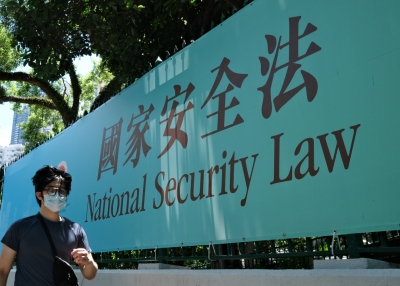 A new national security law for Hong Kong has roiled politics in the territory