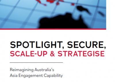 Asia Taskforce Discussion paper 'Spotlight, Secure, Scale-Up & Strategise' thumb
