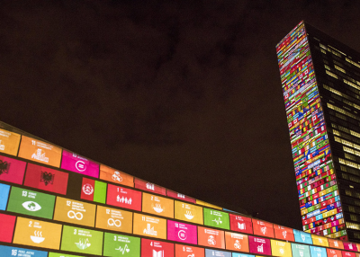 SDG goals - United Nations - Flickr