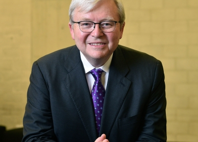 The Honorable Kevin Rudd