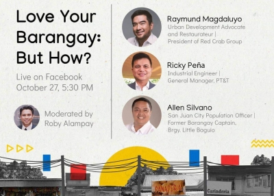 Love Your Barangay: But How?