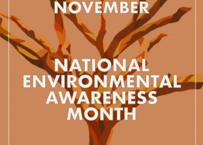 National Environmental Awareness Month - 1