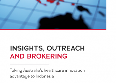 Asia Taskforce Discussion Paper Indonesia Healthcare Innovation