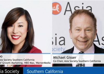 ASSC Co-Chairs Katie Soo and Michael Gisser