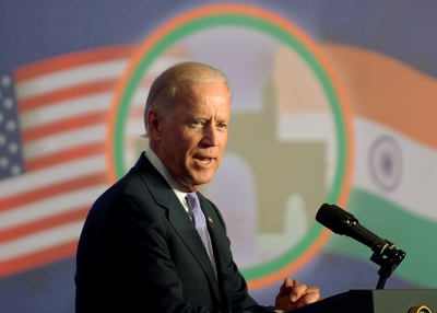 Joe Biden - US India