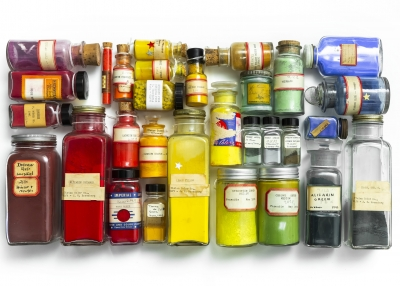 Forbes Pigment Collection