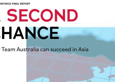 A Second Chance - Asia Taskforce - Event image