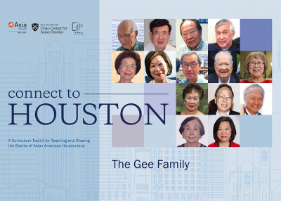Connect to Houston Gee Family