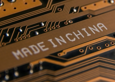 Bates Gill essay - Made in China chip - ROMSVETNIK- shutterstock